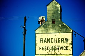 """Wyoming Ranch Feeder"""