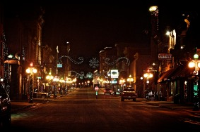 Downtown Deadwood - Wild Wild West