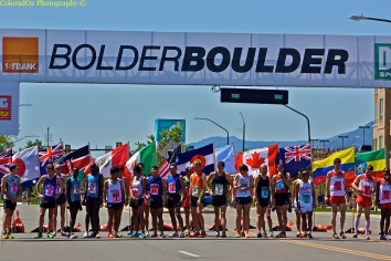 BOLDER Boulder Men's Pro Start