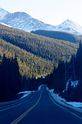 Summit County Backcountry Roads