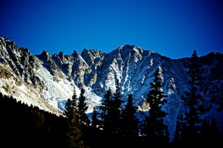 Rocky Mountains...