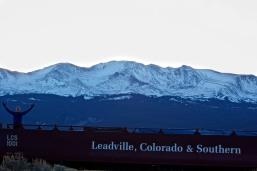 Hello Leadville!