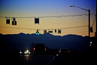 Just another Colorado stoplight...