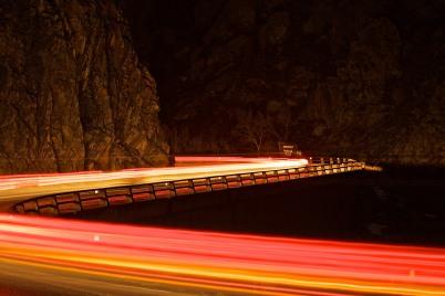 Big Thompson Canyon - Slow Shutter