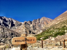 BoulderField and Longs